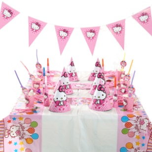 Kids Theme Party Supplies