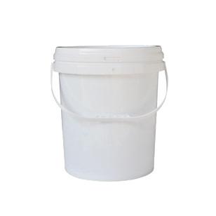 20L White Triple Luck Bucket