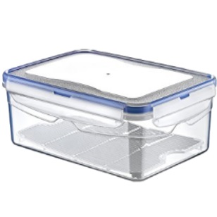 4.3L Rectangular Airtight Saver Box