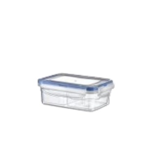400ml Airtight Saver 2 Section Box