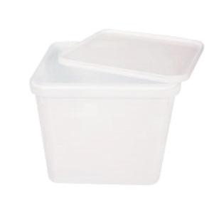 5L Ice-Cream Tub White