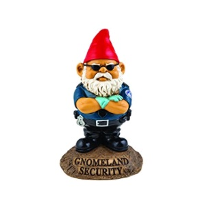 Bigmouth - Garden Gnome land Security