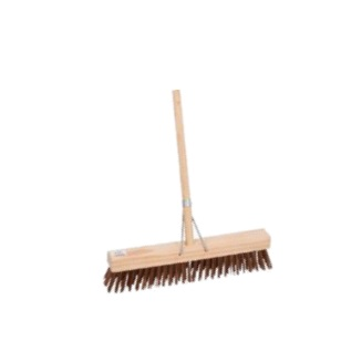 Broom Platform HARD Brown 450mm