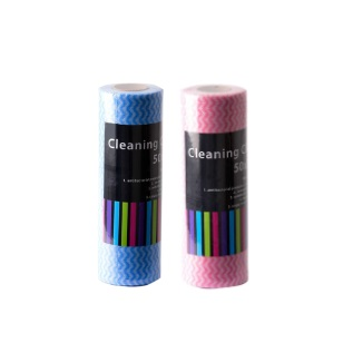 Cleaning Cloth Roll 50x22cm 30pc