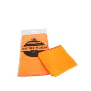 Dust Cloth Orange 33x33cm 3pc