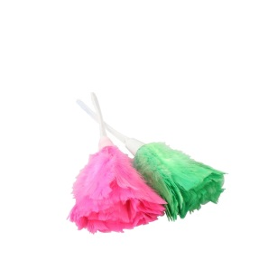 Duster Feather Pink or Green