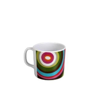 Melamine Swirl Mug 250m