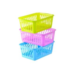 Plastic Basket 30x20x11cm