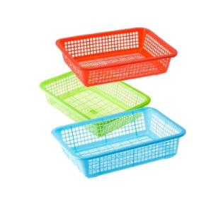 Plastic Basket Multi Purpose 30x23x7cm