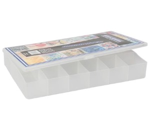Tackle Box 18 Section 27x18x4cm