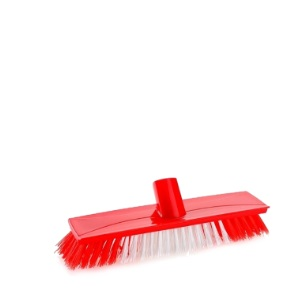 Tough Floor Broom With Handle