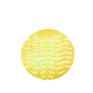 Yellow Urinal Screen Mat