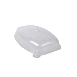 Oval Dome Lid PLCW4 For CW014