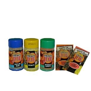 Smokey Joe Spices