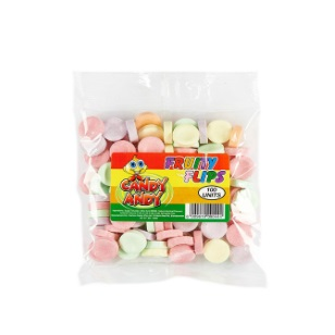 Fruity Flips Candy Andy 100pc