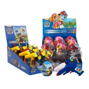 Paw Patrol Candy Toys