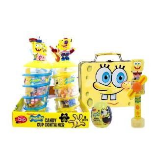 SpongeBob Candy Toys