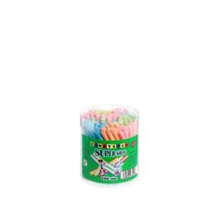 Super Sours Candy Stix 100pc