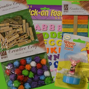 Arts Craft Supplies