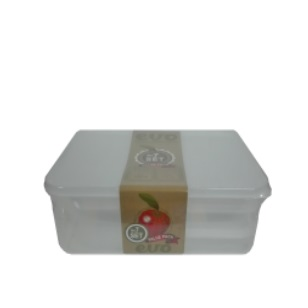 EVO - Lunchbox Value Set 7pc - Clear