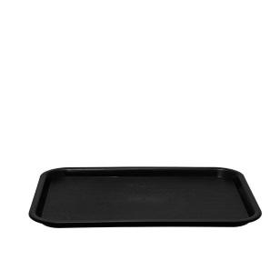 Bar Tray - RECT Black 304x406mm