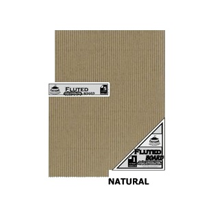 Natural Flute Board A4 [210x297mm] 5PC
