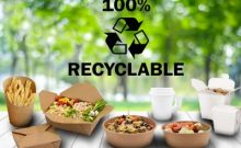 100% Recyclable Food Containers