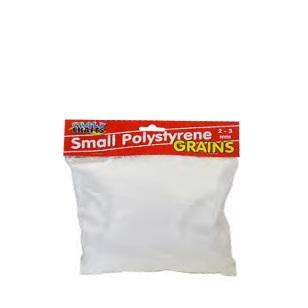 20g Polystyrene Grains 2-3mm