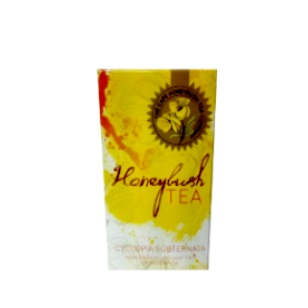 50g Honeybush Tea Wrap Tag Retail Pack 25pc