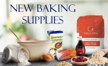 Baking Supplies