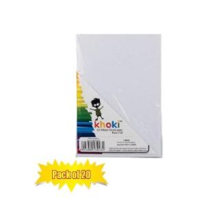 Envelopes White - C6 20pc