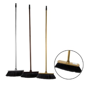 Floor Broom - Metallic 1.2m