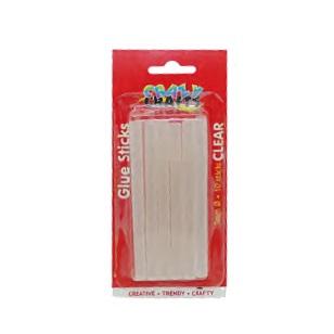 Glue Gun Sticks - Clear 10pc