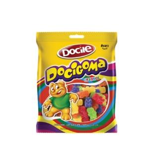 1kg Assorted Bear Docile Docigoma