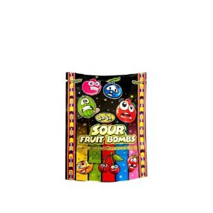 50g Sour Fruit Bombs JoJo