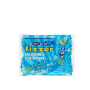 Beacon Mini Fizzers - Blue Buz 100pc