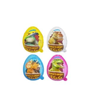 Dinosaur - Egg With Candy 8g