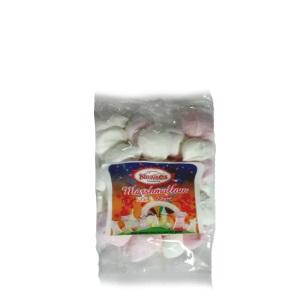 500g Mini Pink & White Mallows