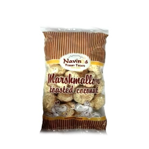 Toasted Coconut Mallow Puffs 50pc