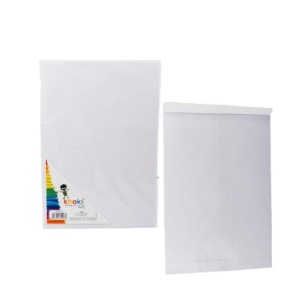 Envelopes White - C4 5pc