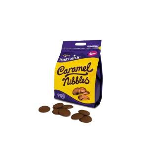 120g Cadbury Caramel Nibbles