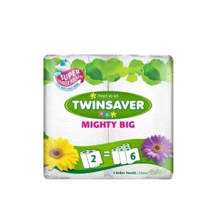 3020 - Mighty Big Roller Towels TS 2pc