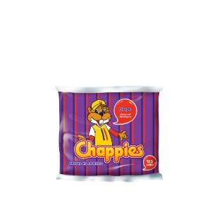 Chappies Bubbelgum Grape 400g 100pc