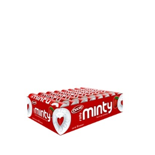 Minty Rolly Strawberry 29g