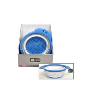 PH Home - Folding Colander Blue 21x9cm