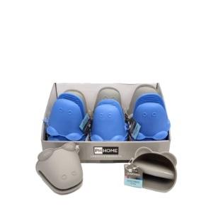 PH Home - Silicone Grabbers Blue 9x8.5cm