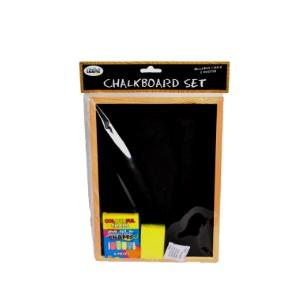 Chalkboard Set A4