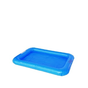 Inflatable Play Tray - Clay & Sand